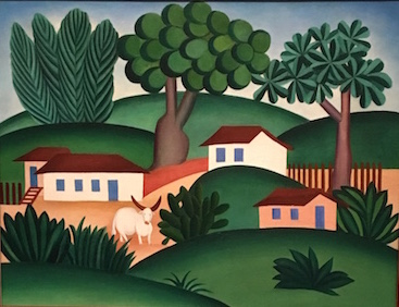 O Touro - Tarsila do Amaral