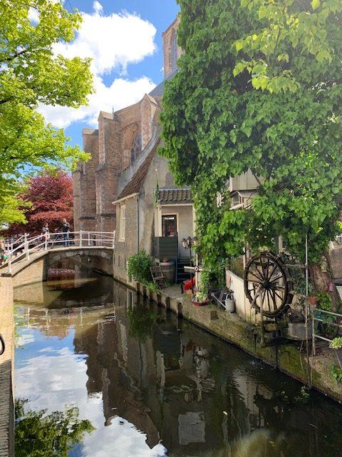 Delft, Holanda.